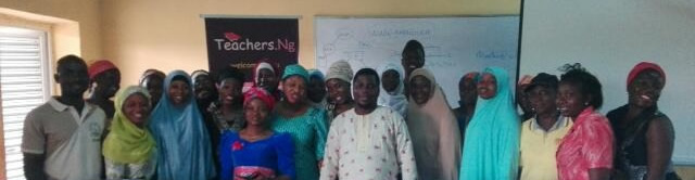 teachers being trained in the state of Osun by Nigeria by teachers.ng